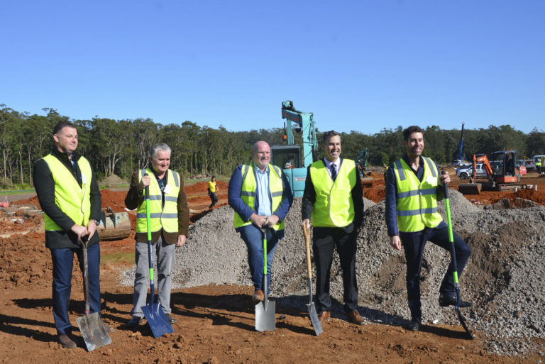Tallowood-Medowie-Residential-Construction-Has-Commenced